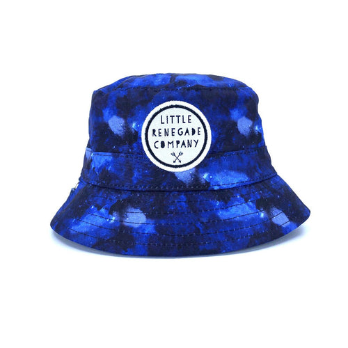 Galaxy Reversible Bucket Hat