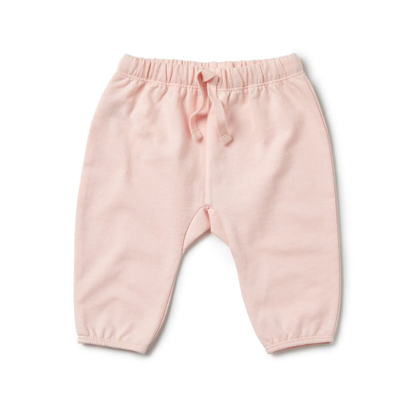 Peachy Pink Slouch Pants
