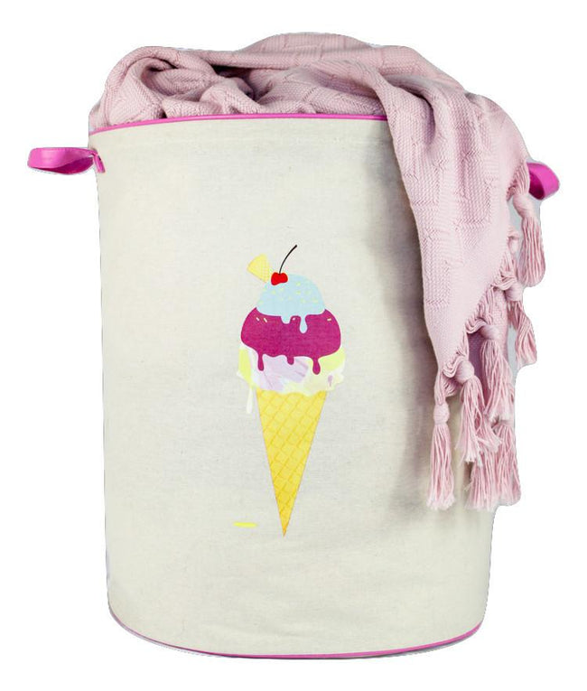 Ice-Cream Storage Basket