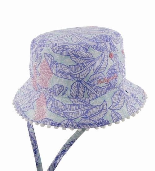 Girls Bucket - Tropics Blue