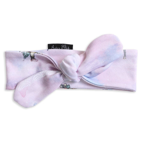 Unicorn & Fairy Bow knot Headband