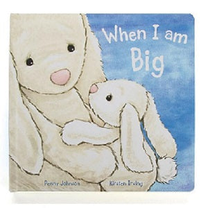 Jellycat | When I Am Big Book