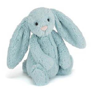 Jellycat | Bashful Aqua Bunny Medium