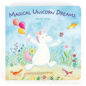 Jellycat | Magical Unicorn Dreams Book