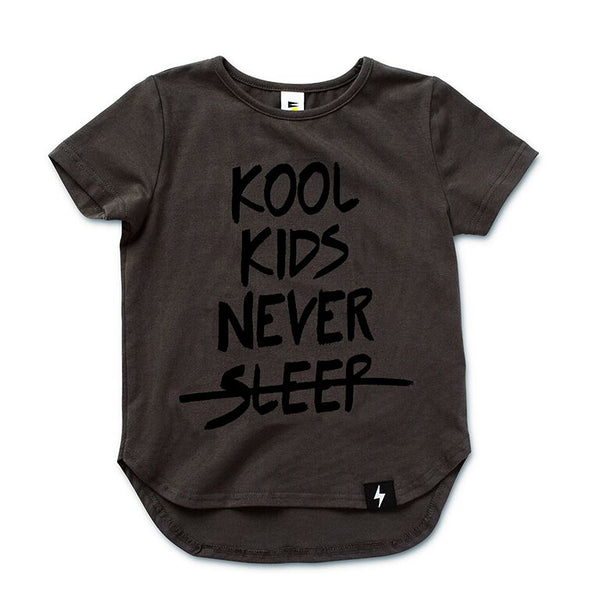 KapowKids | Kool Kids Drop Back T-shirt | Size 000