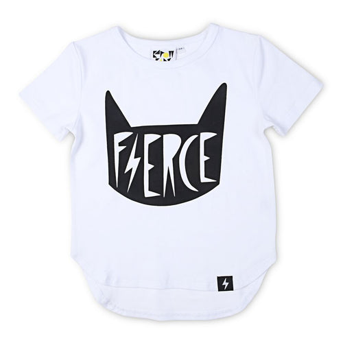 Fierce Drop Back T-shirt - IN STOCK size 000, 00