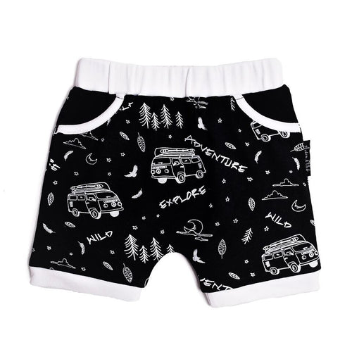 Mono Combi Harem Shorts - IN STOCK size 0, 1