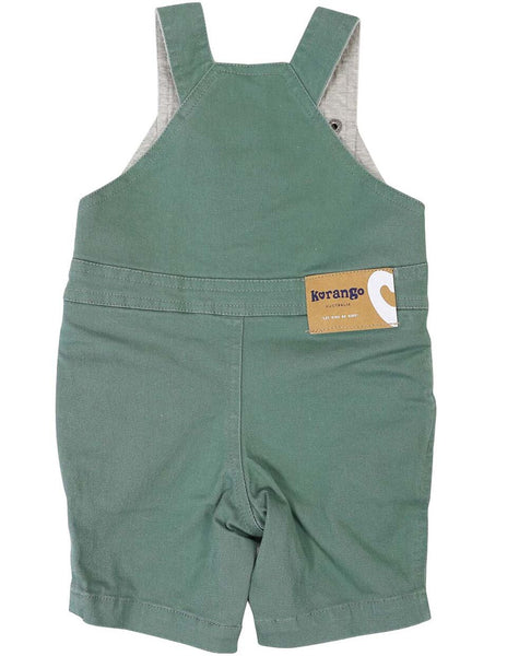 Overalls - Mineral Green