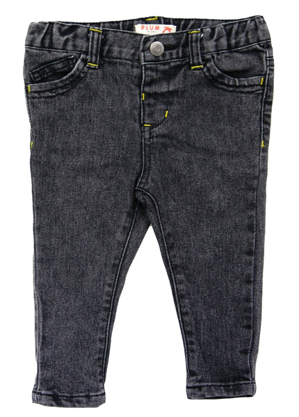 Plum | Charcoal Denim Jeans