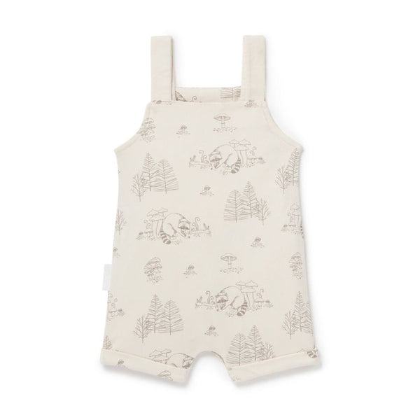 Raccoon Pocket Overalls