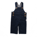 Roy Dungaree - Navy Corduroy