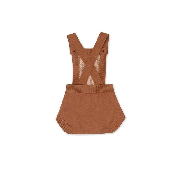 Tawny Knit Knitted Playsuit