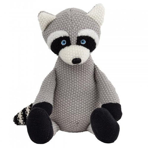 Wild Ones Waffle Knit Racoon