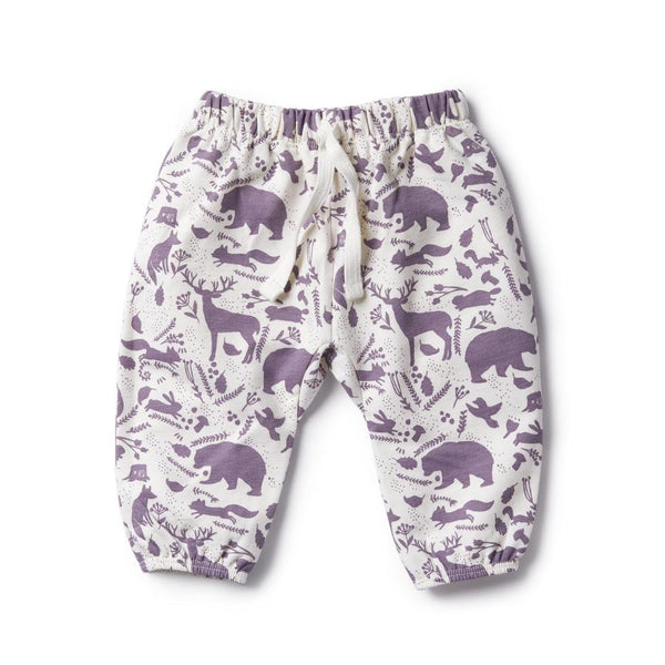 Wild Woods Slouch Pants- Baby Girl