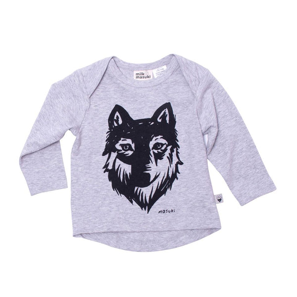 Wolf Tee - IN STOCK size 000, 0