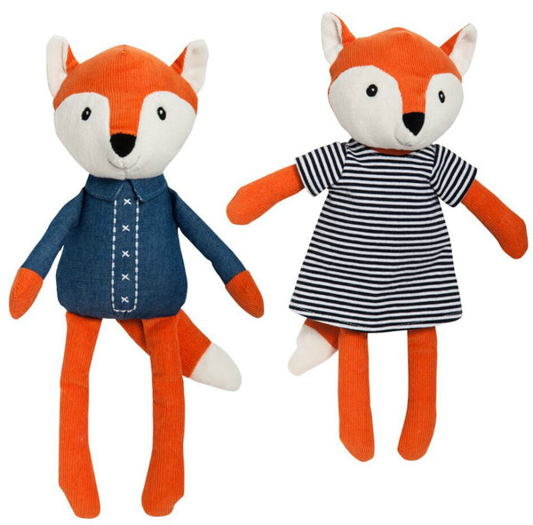 Mabel & Felix Fox