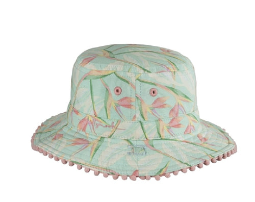 Baby Girls Bucket - Paradise Mint