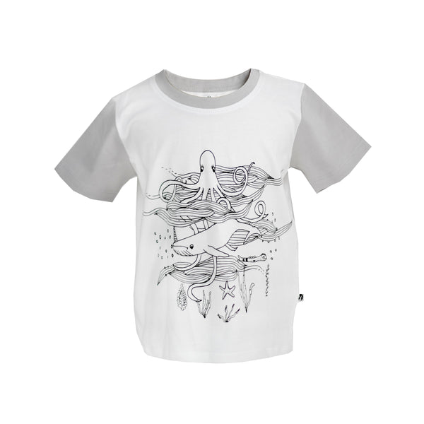 Under the Sea Creatures Classic T-shirt