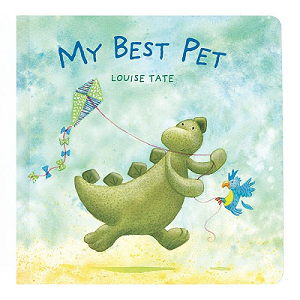 Jellycat | My Best Pet Book