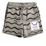 Wave Short - Grey