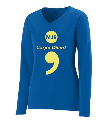 MICHAEL ROSS Commemorative Shirt - Carpe Diem!
