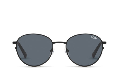 4273d8a105 CRAZY LOVE BLACK  SMOKE - QUAY SUNGLASSES