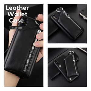 Leather IPhone Case / Wallet