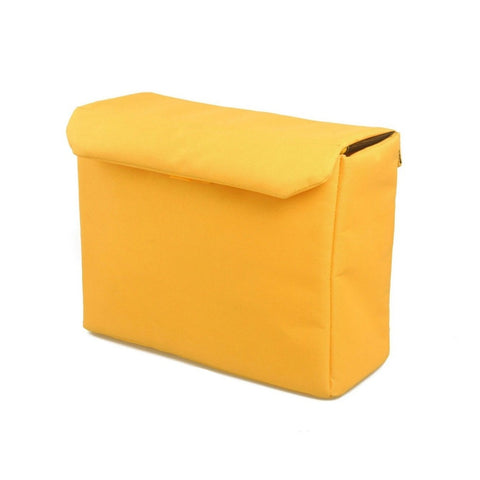Camera Insert Bag - Yellow - Blue Sebe