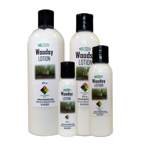 Lotion: WOODSY