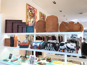 Bati Quality Handmade Leather Goods from Paraguay