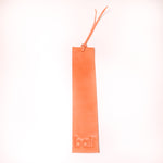Bati | Tan Leather Bookmark | Leather Bookmark | Books | Leather Accessories