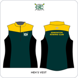 Edmonton Rowing - Men's Vest