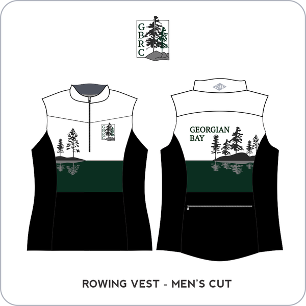 Georgian Bay Men's Vest