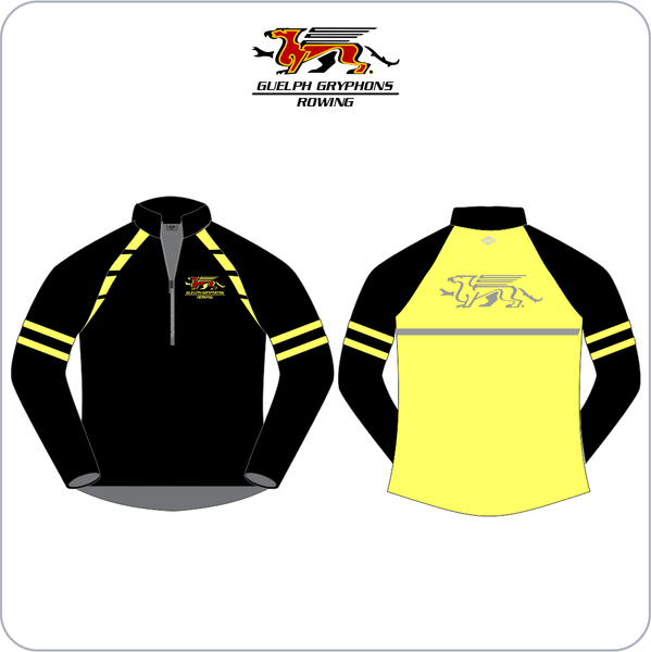 Guelph Gryphons Splash Jacket