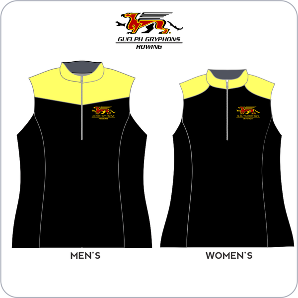 Guelph Gryphons Rowing Vest