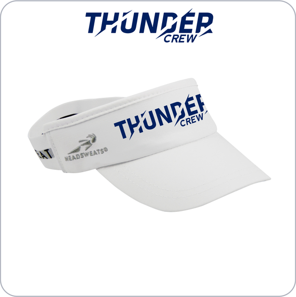 Thunder Rowing Headsweats Visor