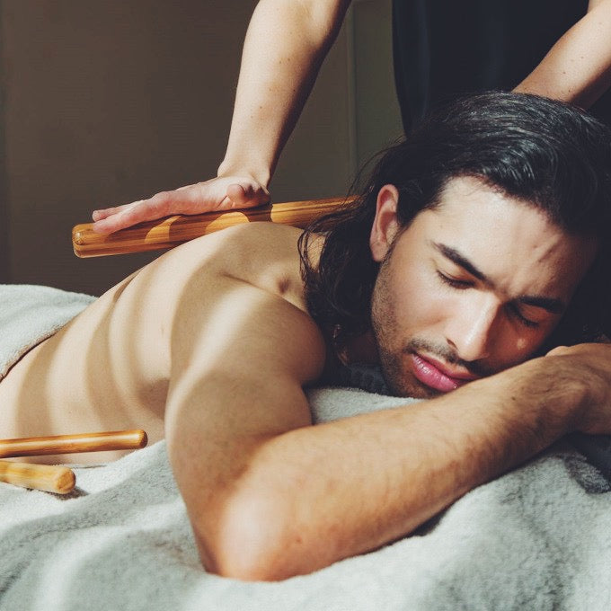 What's in it for you? How can a bamboo massage benefit the therapist.