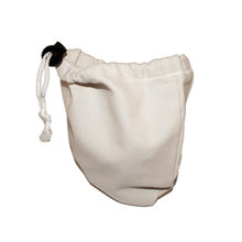 Belly Bag to hold sacrum hot stone for massage