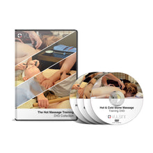The Hot Massage Training DVD Collection