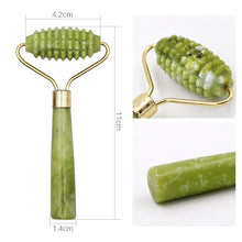 Intense Stimulation Single Jade Face Roller