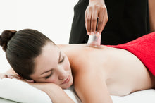Bellabaci cupping massage to treat cellulite and wrinkes