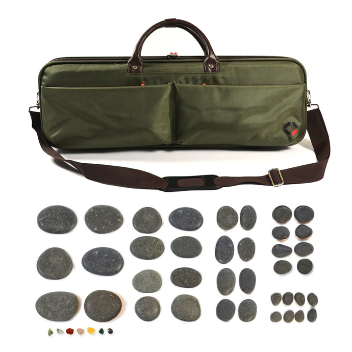 VULSINI Dual Heating Bag + Standard Stone Set (45)