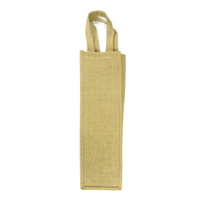 Jute Bamboo Stick Carrier Bag