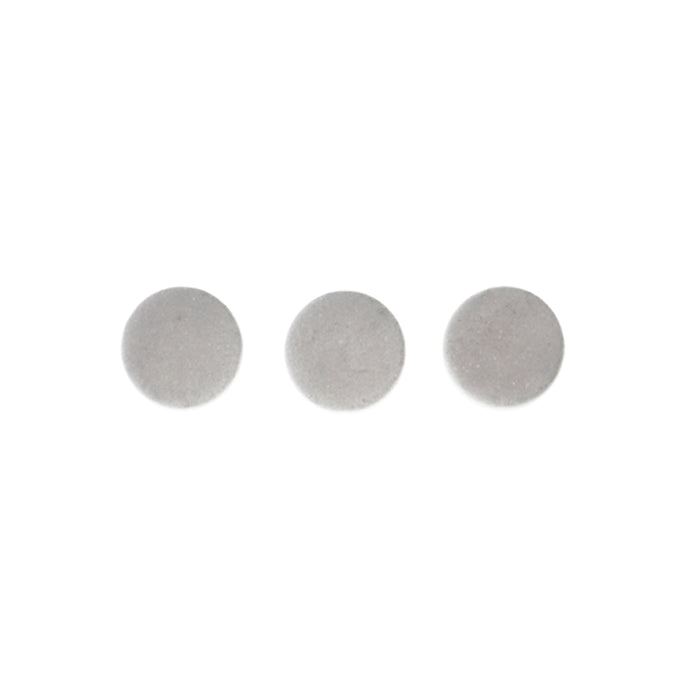 Cold marble face stones for cryotherapy massage treatment