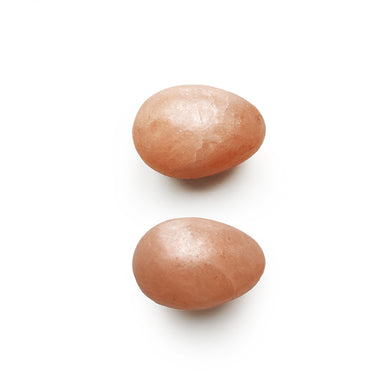 Egg Himalayan Salt Stone Add-On (2)