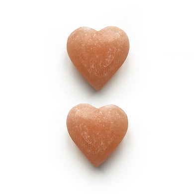 Heart Himalayan Salt Stone Add-On (2)