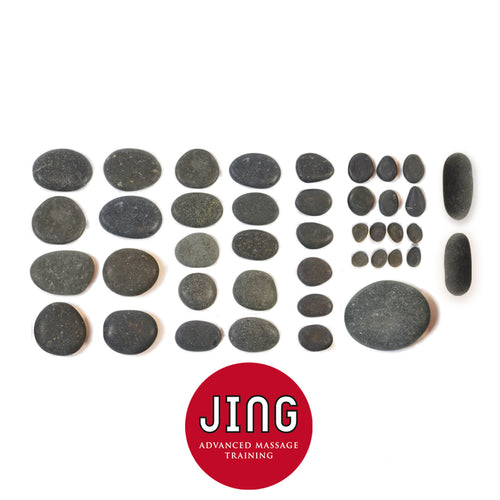 JING Massage Stone Set (41)