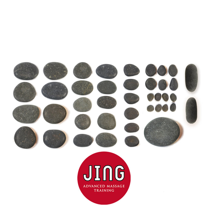 JING Massage Stone Set