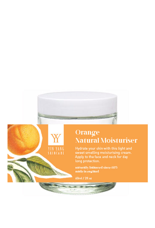 Orange Natural Moisturiser (60ml)