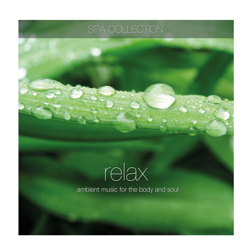 Relax Music- Spa Collection - Digital Download Royalty Free